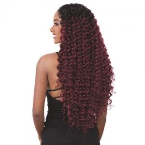 Freetress Organique Deep Wave Mastermix Bundle Hair 3pcs (24,26,28)