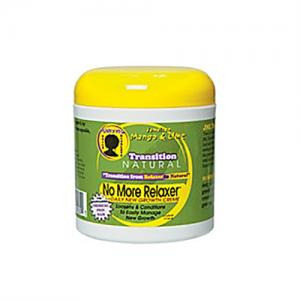 Jamaican Mango & Lime No More Relaxer New Growth Creme - 8oz