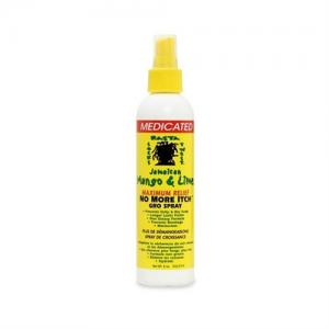 Jamaican Mango & Lime No More Itch Gro Spray - 8oz
