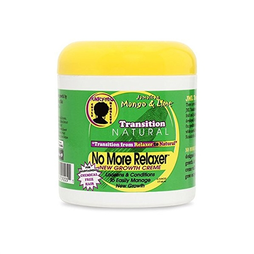 Jamaican Mango & Lime No More Relaxer New Growth Creme - 16oz