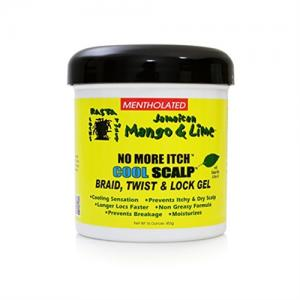 Jamaican Mango & Lime No More Itch Cool Scalp Gel - 16oz