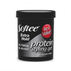 Softee Protein Styling Gel Extra Hold - 15oz