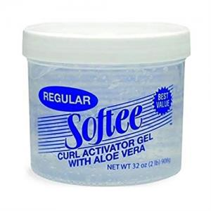 Softee Curl Activator Gel - Regular 32oz