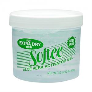Softee Curl Activator Gel - Extra Dry 32oz