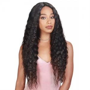 Zury Sis Only Blue Brazilian Unprocessed Virgin Remy Human Hair Weave WET & WAVY DEEP WAVE (14,16,18)