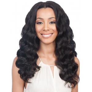 Bobbi Boss Devotions Limited 100% Unprocessed Natural Virgin Remi Human Hair Full Lace Wig MHDVL01 LOOSE WAVE