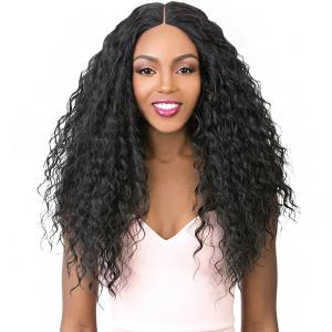 It's A Wig Vixen X 100% Human Hair Premium Mix Full Lace Wig VIXEN X NEO FRENCH WAVE