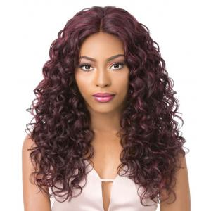 It's a Wig 360 All-Round 100% Human Hair Premium Mix Deep Lace Front Wig 360 LAC