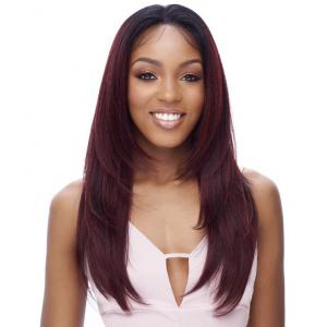 It's a Wig 360 All-Round 100% Human Hair Premium Mix Deep Full Lace Wig 360 LACE ENDLESS