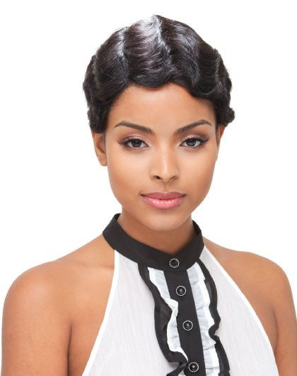 Janet Collection Full Lace 100% Remy Human Hair Wig MIMI
