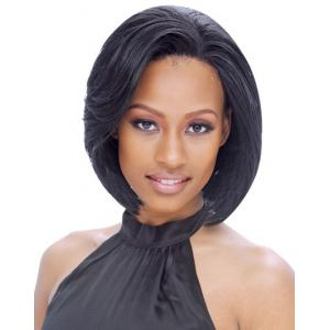 Janet Collection Full Lace Remi Human Hair Wig FIRST LADY