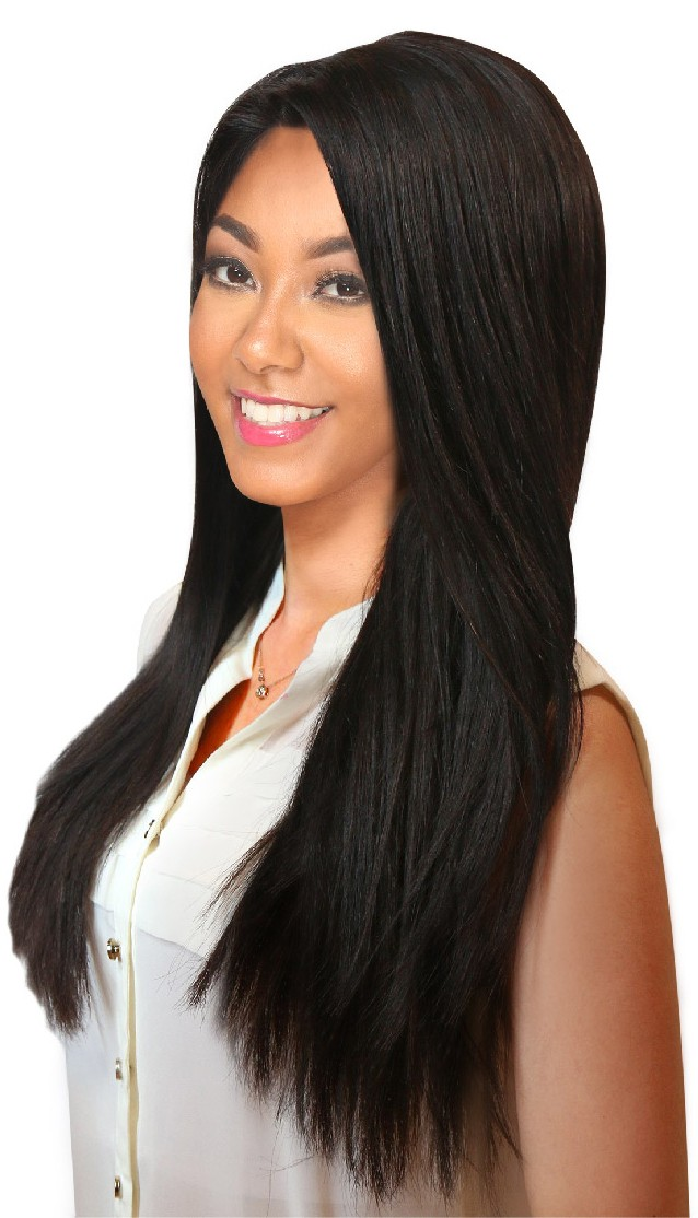 Zury Sis Royal Swiss Lace Front 100% Human Hair Wig HRH - FULL LACE GOLD