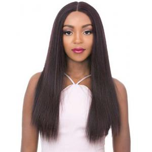It's A Wig Vixen X 100% Human Hair Premium Mix Full Lace Wig VIXEN X YAKI STRAIGHT