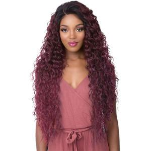 It's a Wig 360 All-Round 100% Human Hair Premium Mix Deep Full Lace Wig 360 LACE TAMARA