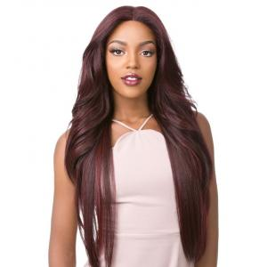 It's a Wig 360 All-Round 100% Human Hair Premium Mix Deep Lace Wig 360 LACE ADELINDA
