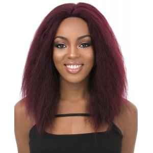 It's A Wig Quality Human Hair Full Lace Wig MOCHA