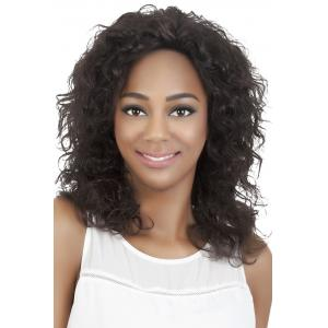 Vivica A Fox 100% Remi Human Hair Swiss Full Lace Wig MARIGOLD