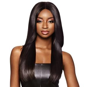 "Outre MyTresses Black Label 100% Unprocessed Human Hair 13"" X 4"" Full Lace Wig NATURAL STRAIGHT"