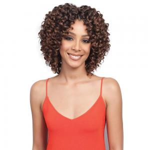 Bobbi Boss Kanekalon 2X Value Crochet Braid - Brazilian Cosmo Curl 6""