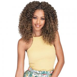 Bobbi Boss Kanekalon Crochet Braid - Brazilian Deep Wave 10""