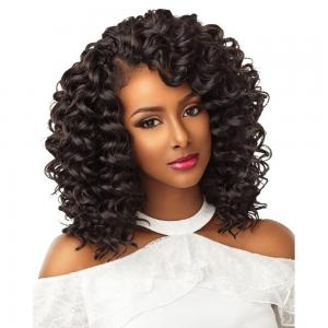 Sensationnel Lulutress Crochet Braid - 2X Deep Wave 8""