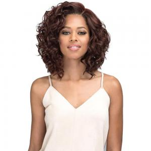 Bobbi Boss Premium Synthetic Swiss Lace Front Wig - MLF316 Luana