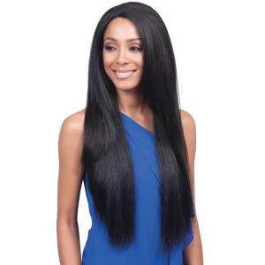Bobbi Boss Human Hair Blend Swiss Lace Front Wig - MBLF110 Trina