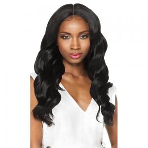 Outre Premium Synthetic Vixen Swiss X Lace Front Wig - Loose Wave