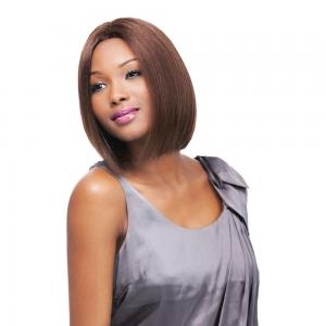 Outre Simply 100% Human Hair Lace Front Wig - Brazilian Natural Straight Bob
