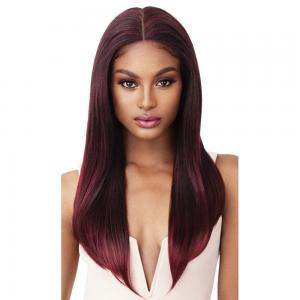 "Outre Perfect Hairline Fully Hand-Tied 13"" x 6"" Frontal Lace Wig - Karina"