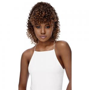 Outre Synthetic Bang x Pony Quick Ponytail - Lashae