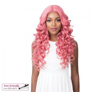 It's A Wig! Synthetic Swiss Lace Front Wig - Houston