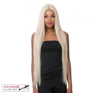 It's A Wig! Synthetic Swiss Lace Front Wig - Karleen
