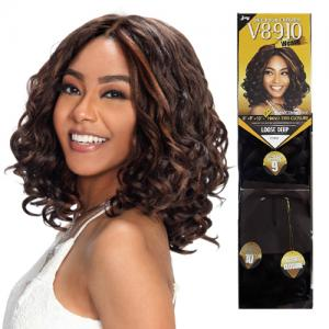 V8910 WV LOOSE DEEP - Zury One Pack Enough V-Shape Finish Style Weave
