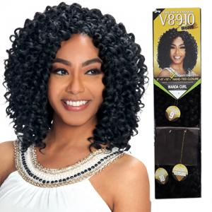V8910 WV WANDA CURL - Zury One Pack Enough V-Shape Finish Style Weave