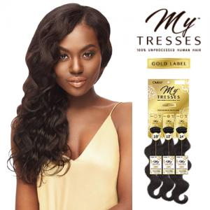 NATURAL BODY - Outre Mytresses Gold Label Unprocessed Human Hair Weave