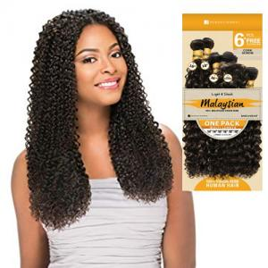 CORK SCREW - Sensationnel Unprocessed Malaysian Virgin Bare & Natural Weave