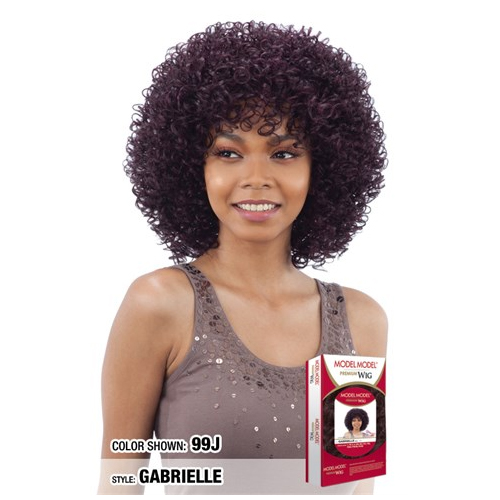GABRIELLE - Model Model Equal Premium Synthetic Wig