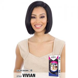 VIVIAN - FreeTress Equal 5-Inch Lace Part Synthetic Wig