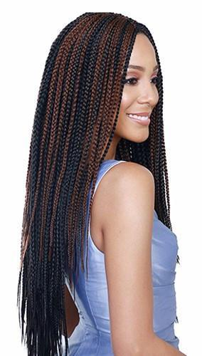 Bobbi Boss Hand-Made Senegal Box Braid 26""