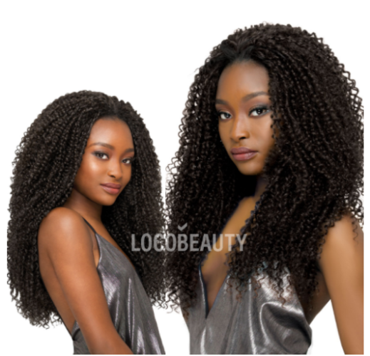 Outre Quick Weave Brazilian Boutique Inspired Wig CURLY