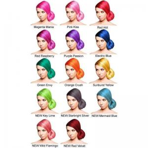 Sparks Long-Lasting Bright Hair Color