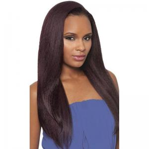 Outre Half Wig Batik Dominican Blow Out Straight Bundle Hair