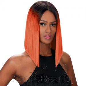Royal Sis Synthetic Hair Lace Front Wig I Part Slay-Lace H Shasha