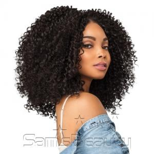 Sensationnel Synthetic Lace Front Wig Empress Edge Curls Kinks & Co The Rule Breaker