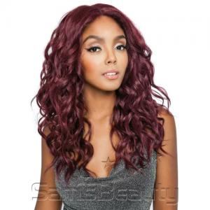 Mane Concept Red Carpet Synthetic Lace Front Wig 6X6 Wider Parting Capability RCP6605 Samira