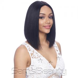 Harlem 125 Brazilian Natural Remy Human Hair Lace Front Wig BL007