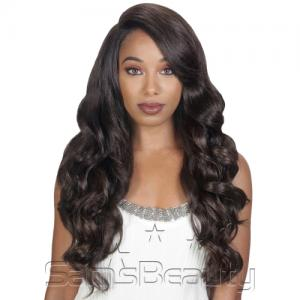 Royal Sis Synthetic Hair Lace Front Wig Hand-Tied Full Circle Moon Part Wig BYD MP-LACE H Roya