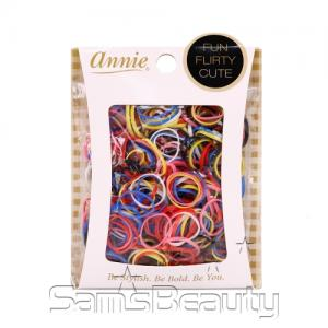 Annie Synthetic Elastic Rubber Bands Assort 250ct