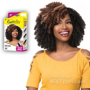 Sensationnel Curlfinity Synthetic Braid - GREY ROD 10 (20pcs)